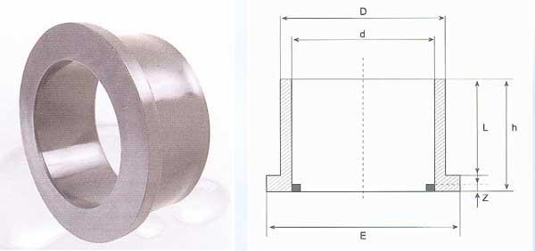 Pressure Pipe Fittings - Flange Adaptors (U-PVC) - Pipeforce